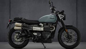 Triumph Motorcycles India launch the Street Scrambler at Rs 9.35 lakh