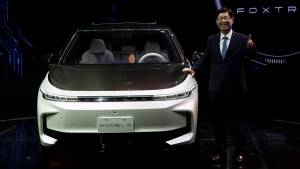 Foxconn announce the introduction of 2 cars and a bus to its electric vehicle portfolio