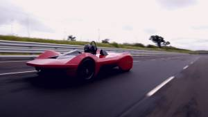 Vazirani Automotive to launch India's first electric hypercar with a top speed of 309 kmph