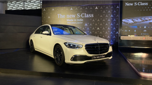 Made-in-India Mercedes-Benz S-Class launched at Rs 1.57 crore