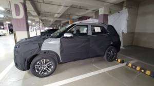 Hyundai Venue facelift spotted in South Korea, expected to arrive in India in mid-2022