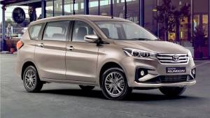 Toyota unveil rebadged Maruti Suzuki Ertiga as Toyota Rumion in South Africa