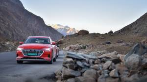 OVERDRIVE inaugurates the world's highest EV charging station at 15,280 ft at Pang