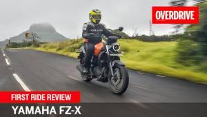 Yamaha FZ-X | First Ride Review