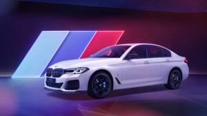BMW 5 Series Carbon Edition launched in India at Rs 66.30 lakh